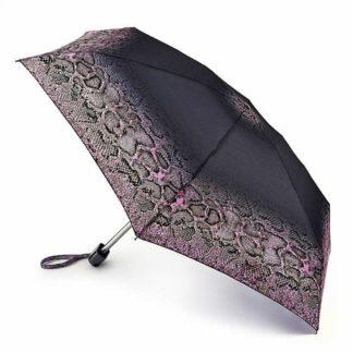 Мини зонт женский Fulton Tiny-2 L501 Ombre Snake (Змея)