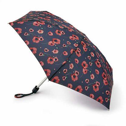 Мини зонт женский Fulton L501-037676 Tiny-2 Poppy Breeze (Бриз)