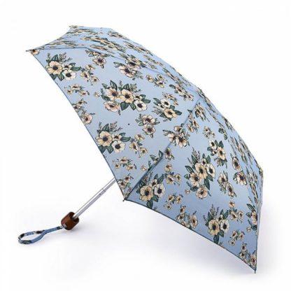 Мини зонт женский Fulton Tiny-2 L501 Vintage Bouquet (Винтажный букет)
