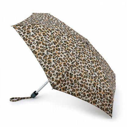 Мини зонт женский Fulton Tiny-2 L501 Wild Cat (Дикая кошка)