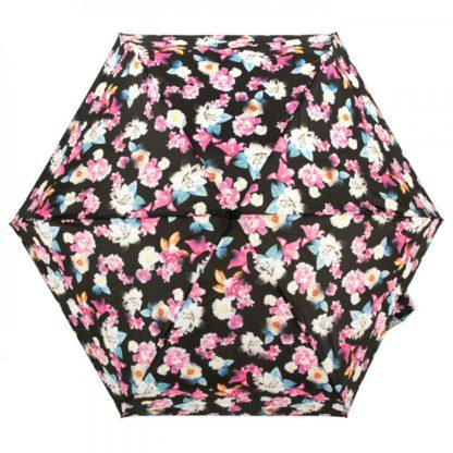 Мини зонт женский Fulton Tiny-2 L501 Shadow Lily (Лилия)