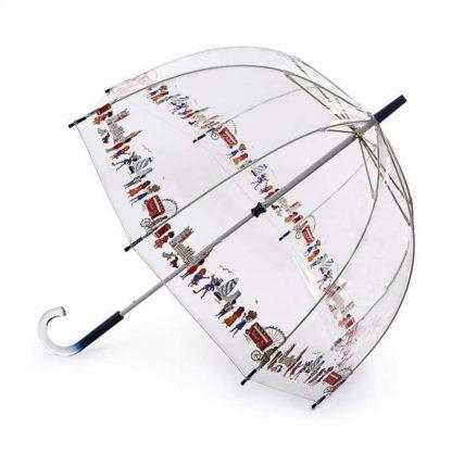 Зонт-трость женский Cath Kidston by Fulton L546 Birdcage-2 London People