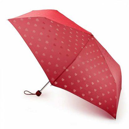 Зонт женский Fulton Superslim-2 L553 Love Shine (Любовное сияние)