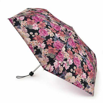 Зонт женский Fulton Superslim-2 L553 Viviens Floral (Цветы Вивьен)