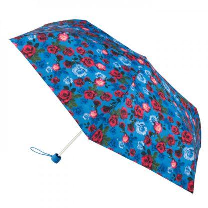 Зонт женский Fulton Superslim-2 L553 English Rose (Английская роза)