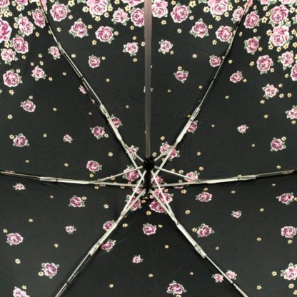 Зонт женский Fulton Superslim-2 L553 Rose Parade (Парад роз)