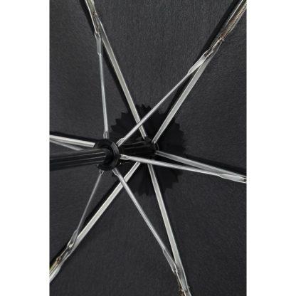Зонт Fulton Open&Close Superslim-1 L710 Black (Черный)