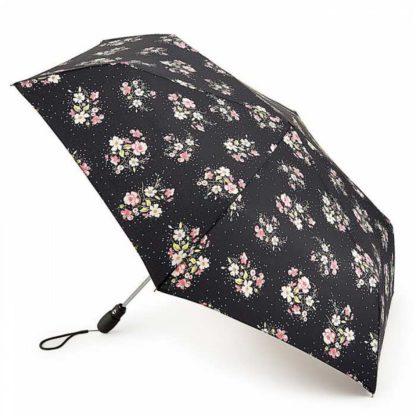 Зонт женский Fulton Open&Close Superslim-2 L711 Floral Fiesta (Цветочная вечеринка)