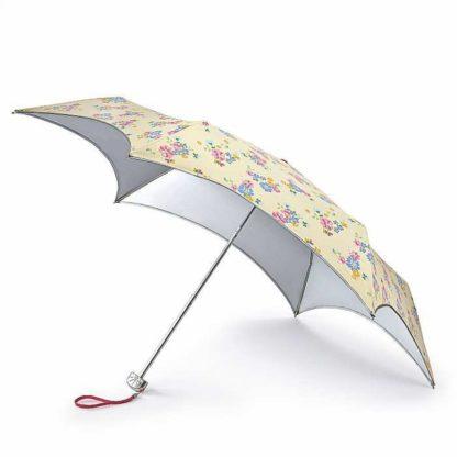 Зонт женский Fulton L752 Parasoleil-2 UV Floral Bunch (Цветочный букет)