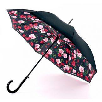 Зонт-трость женский Fulton Bloomsbury-2 L754 Enchanted Bloom (Очаровательный цветок)