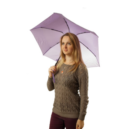 Зонт женский Fulton Soho-1 L793 Lilac (Сиреневый)