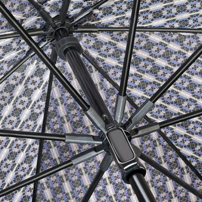 Зонт-трость женский Fulton Diamond L850 Princess - Pink Foulard