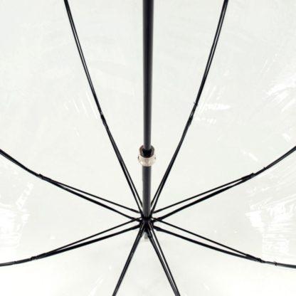 Зонт-трость женский Fulton Birdcage-2 Luxe L866 Photo Rose (Розы)