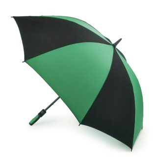 Зонт-гольфер Fulton Cyclone S837 Black Green (Черный/зеленый)