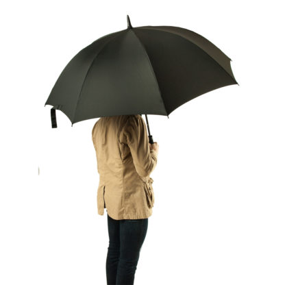Зонт-гольфер Fulton Cyclone S837 Black (Черный)