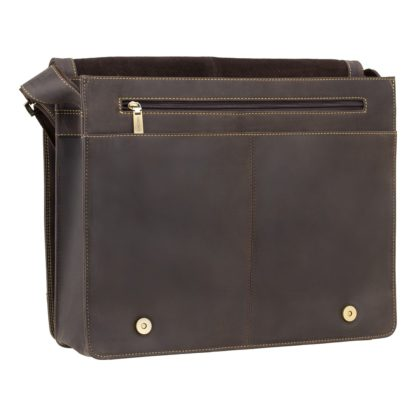 Сумка мужская Visconti 16054 Harvard (XL) Messenger Case (Oil Brown)