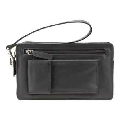 Барсетка мужская Visconti 18233 Wrist Bag (Black)