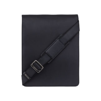 Мужская сумка через плечо Visconti 18410 Jasper (Black)