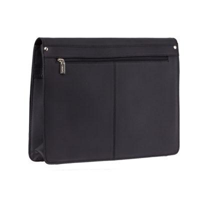 Мессенджер, мужская сумка для документов А4 Visconti Harvard 18548 (Black)