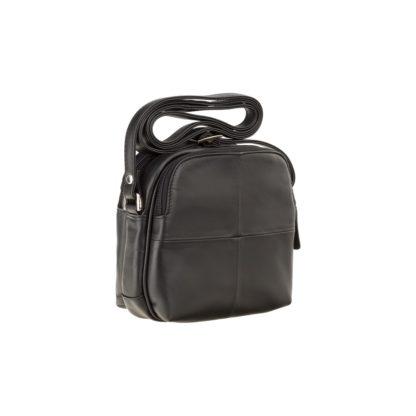 Маленькая сумка через плечо черная Visconti 18939 Holly (Black)