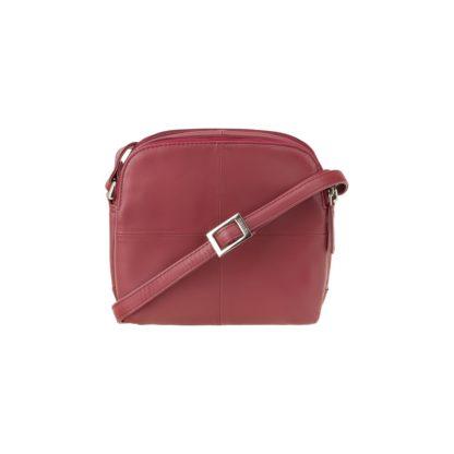 Маленькая сумка через плечо красная Visconti 18939 Holly (Red)
