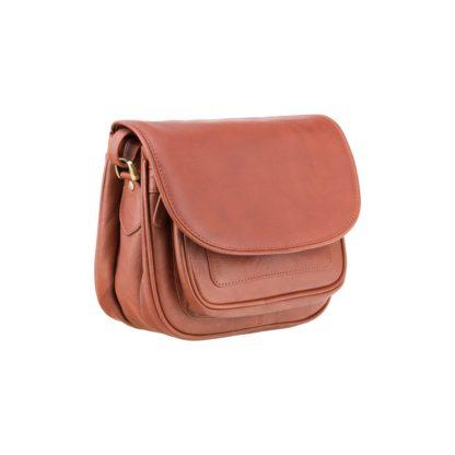 Кожаная женская сумка Visconti 2194M (Brown)