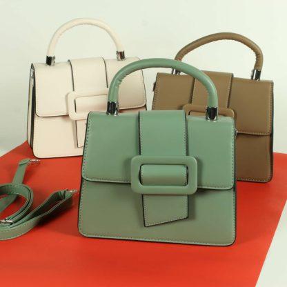 Стильная женская сумка из эко кожи