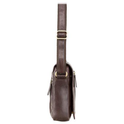 Сумка мужская Visconti S7 Messenger Bag A5 (Brown)
