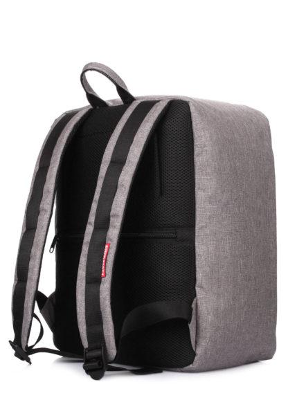 Рюкзак для ручной клади AIRPORT - Wizz Air, МАУ серый