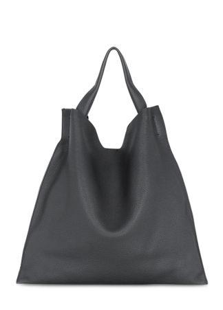 Кожаная сумка POOLPARTY Bohemia, bohemia-black