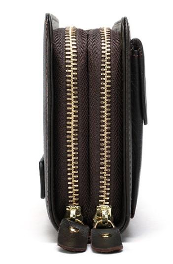 Мужской клатч коричневый Bexhill Bx9069-1C