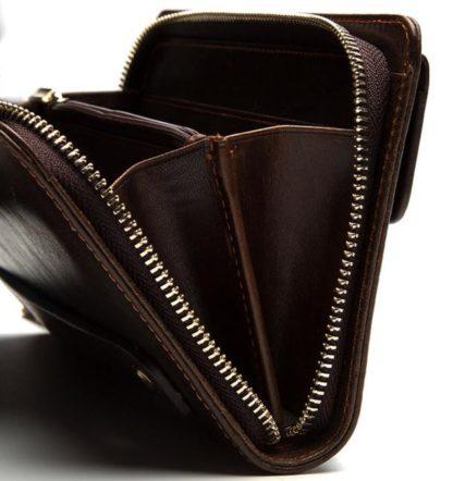 Кожаный клатч мужской Bexhill Bx9069C