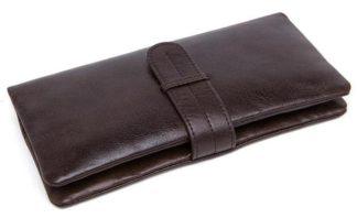Клатч мужской коричневый Bexhill BX9202