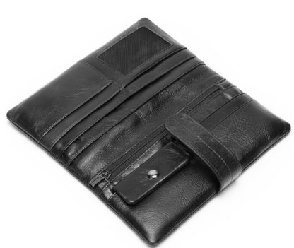 Мужской клатч черный Bexhill Bx9202A