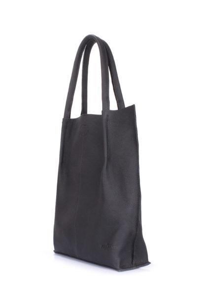 Женская кожаная сумка POOLPARTY Eleganza, eleganza-black