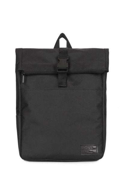 Рюкзак-роллтоп Finder черный