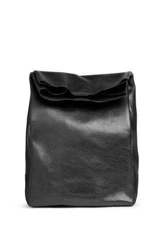 Кожаная сумка-клатч POOLPARTY Lunchbox, leather-lunchbox