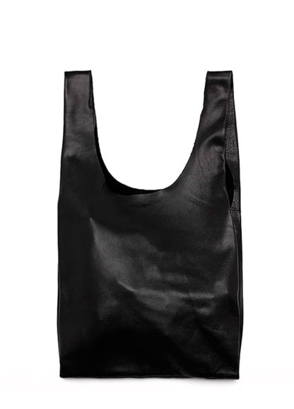 Кожаная сумка POOLPARTY Tote, leather-tote