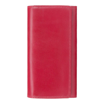 Кошелек женский Visconti MZ12 Maria c RFID (Italian Red)