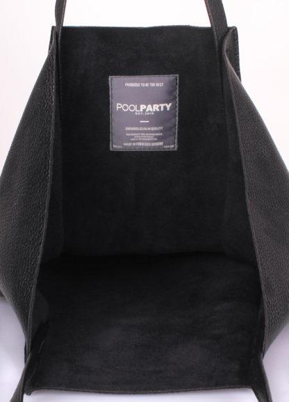 Кожаная сумка POOLPARTY Edge, poolparty-edge