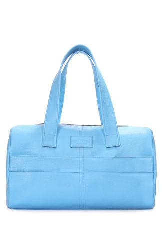 Кожаная сумка POOLPARTY Sidewalk, sidewalk-leather-sky