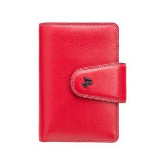 Кошелек женский Visconti SP31 Poppy c RFID (Red Multi Spectrum)