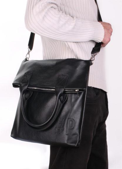 Кожаная сумка POOLPARTY Ultimate, ultimate