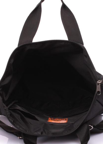 Многофункциональный рюкзак-сумка Walker черный