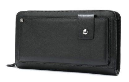 Небольшой мужской кожаный клатч Tiding Bag JN9019A