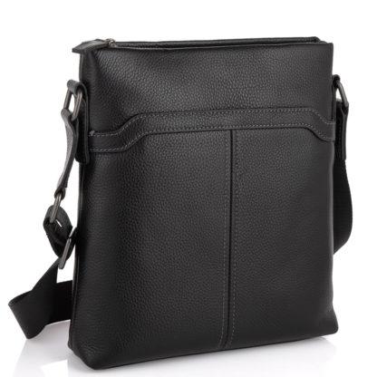 Кожаная мужская сумка-почтальонка Tiding Bag SM8-8987A