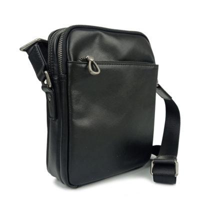 Кожаная мужская сумка мессенджер Tiding Bag 168A