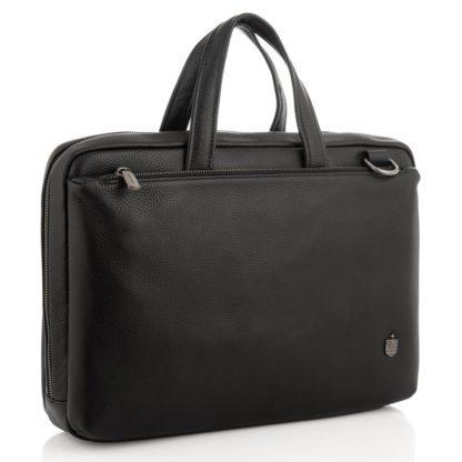 Кожаная сумка для ноутбука и документов А4 Royal Bag RB29-88212-3A