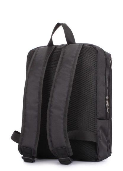 Городской рюкзак под ноутбук Speed Black (черный)