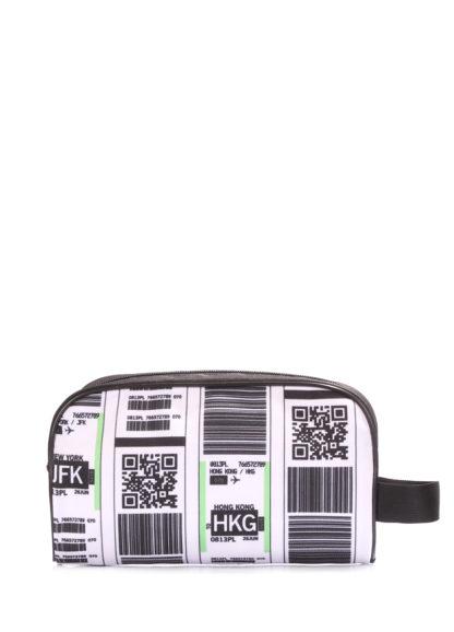 Комплект: рюкзак для ручной клади и тревелкейс (белый)